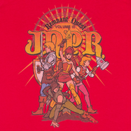 RWBY Remnant Quest JNPR T-Shirt