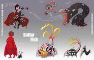 Sulfurfish-concept