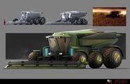 Atlas-Tractor
