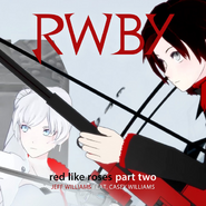 Red Like Roses Part II Cover