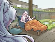 RWBY DC Comics 5 (Chapter 9) Weiss reunited with her mother