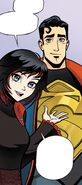RWBY Justice League 2 (Chapter 4) Ruby introduce Clark Kent