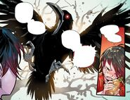 RWBY DC Comics 1 (Chapter 2) Raven viciously expresses her opinion about Ruby's mother