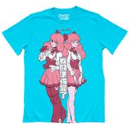 RWBY Penny Duality Large Print T-Shirt