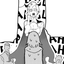 Chapter 14 (2018 manga) Glynda scolded Ruby from last night.png