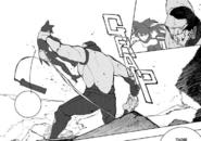 Chapter 18 (2018 manga) WF Lieutenant caught Blake