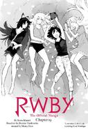 Chapter 19 (2018 manga) cover