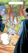 RWBY DC Comics 3 (Chapter 5) Weiss won the free for all race