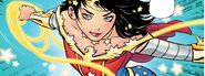 RWBY Justice League 1 (Chapter 2) Wonder Woman
