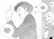 Chapter 15 (2018 manga) Oobleck decides to help to search for Ruby