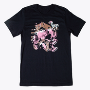 RWBY Neo Splash T-Shirt