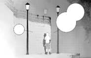 Chapter 7 (2018 manga) Sun gives info to Blake about the next robbery