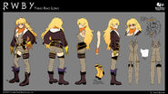 Yang Volume 7 outfit