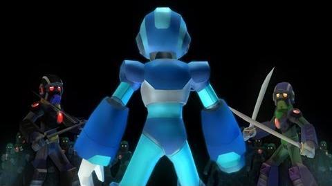 Megaman X Fanimation by Shane Newville