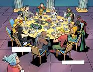 RWBY Justice League 5 (Chapter 10) Diner Room