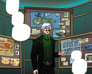 RWBY Justice League 2 (Chapter 4) Ozpin informs Team RWBY and friends