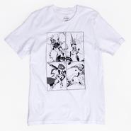 RWBY Manga Team JNPR T-Shirt