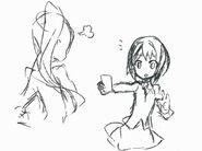RWBY rough drawing works by Shirow Miwa 03