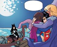 RWBY Justice League 7 (Chapter 14) Diana visited her mothers