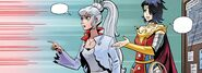 RWBY Justice League 2 (Chapter 4) Diana willing to accompany Weiss