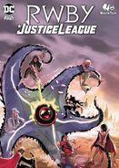 RWBY Justice League 6 cover
