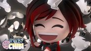 RWBY Chibi Movie Night & Cannonball!
