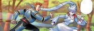 RWBY DC Comics 3 (Chapter 5) Weiss mocks Cardin