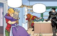 RWBY Justice League 7 (Chapter 14) Barry saying his goodbyes to his mother