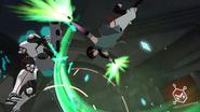 Grimm Eclipse Ren's timeskip outfit DLC