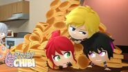 RWBY Chibi A Slip Through Time and Space & The One With a Laugh Track