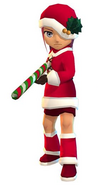 Amity Arena May's Christmas Model