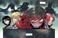 RWBY DC Comics 1 (Chapter 1) Team RWBY and the remaining of Team JNPR