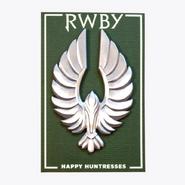 RWBY Happy Huntress' Enamel Pin