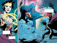 RWBY Justice League 6 (Chapter 11) Diana prepare to fight Starro