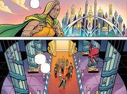 RWBY Justice League 5 (Chapter 10) Arthur's home