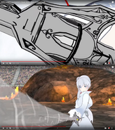 Weiss using a wind attack