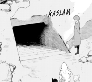 Chapter 15 (2018 manga) A hidden passenge of Mountain Glenn