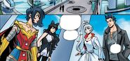RWBY Justice League 2 (Chapter 4) Blake and Weiss reunited