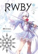 RWBY Official Manga Anthology (Vol. 2 Mirror Mirror, US) Front cover