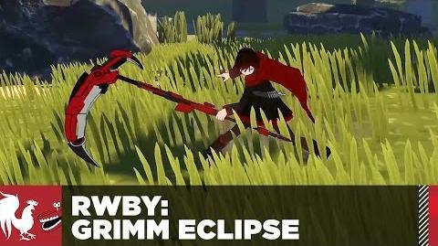RWBY Grimm Eclipse - Steam Greenlight