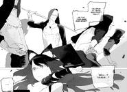 Chapter 7 (2018 manga) White Fang members prepare to fight Blake