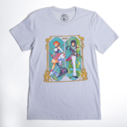 RWBY Nora and Ren Nouveau Shirt