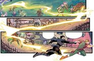 RWBY Justice League 7 (Chapter 13) Barry uses his Semblance to hurry home
