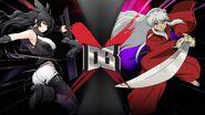 Blake vs Inuyasha