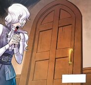 RWBY DC Comics 7 (Chapter 14) Willow in Schnee Manor