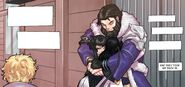 RWBY DC Comics 4 (Chapter 8) Blake reunited with her family