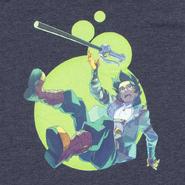 RWBY Oscar Pine T-Shirt