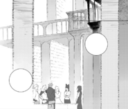 Chapter 13 (2018 manga) Team RWBY discussed their next mission to Sun and Neptune