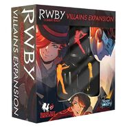 RWBY Combat Ready Heroes & Villains Expansion Pack