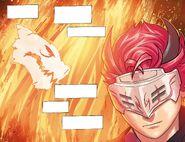 RWBY DC Comics 4 (Chapter 8) Flashback of Adam Taurus